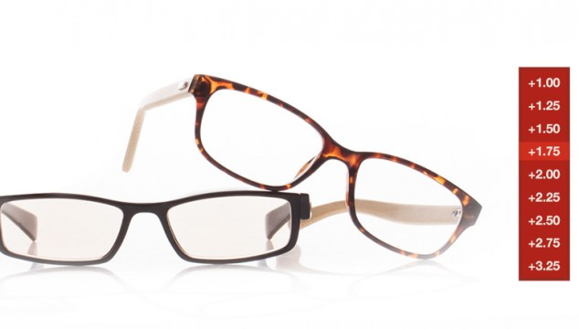 reading glasses power finder
