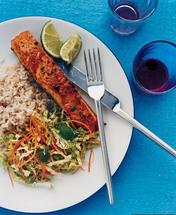 curry salmon recipe