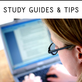 Study Guides & Tips