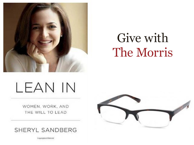 Lean In + The Morris Reader