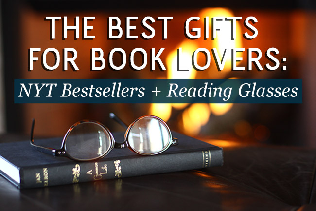 The Best Gifts for Book Lovers