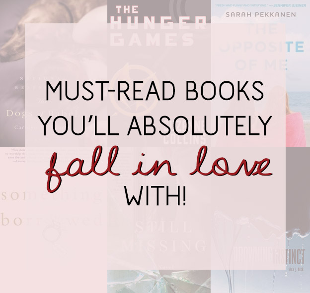 Books You'll Fall in Love With