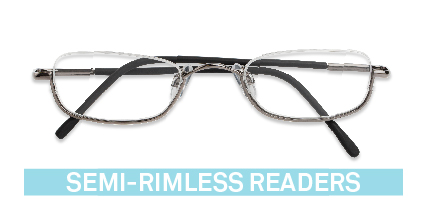 0869b5372c Bifocal Readers. A type of eyeglasses that has ...