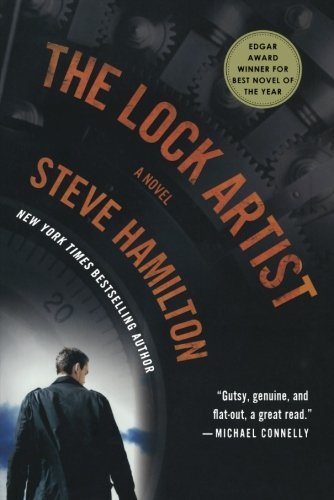 4 Crime Novels You Can't Put Down:  The Lock Artist by Steve Hamilton