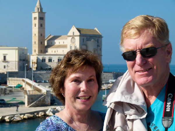 Donna and Alan Hull, My Itchy Travel Feet