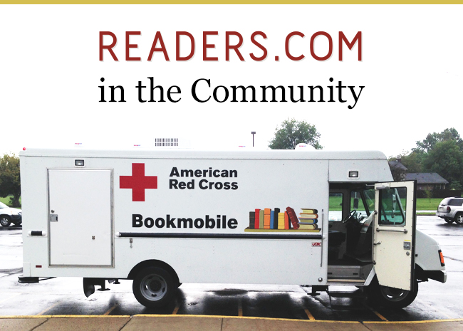 American Red Cross Bookmobile