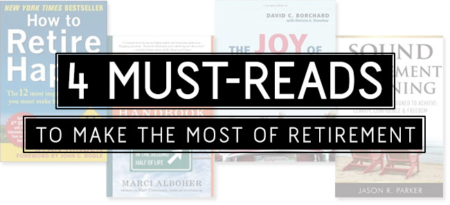 4 Books on Retirement