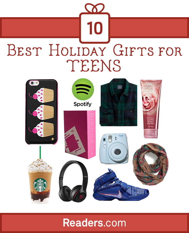 best teen xmas gifts