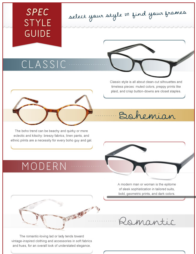 Use Your Personal Style to Find Your Perfect Pair Readers.com Blog