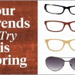 Four Reading Glasses Trends for Spring 2015
