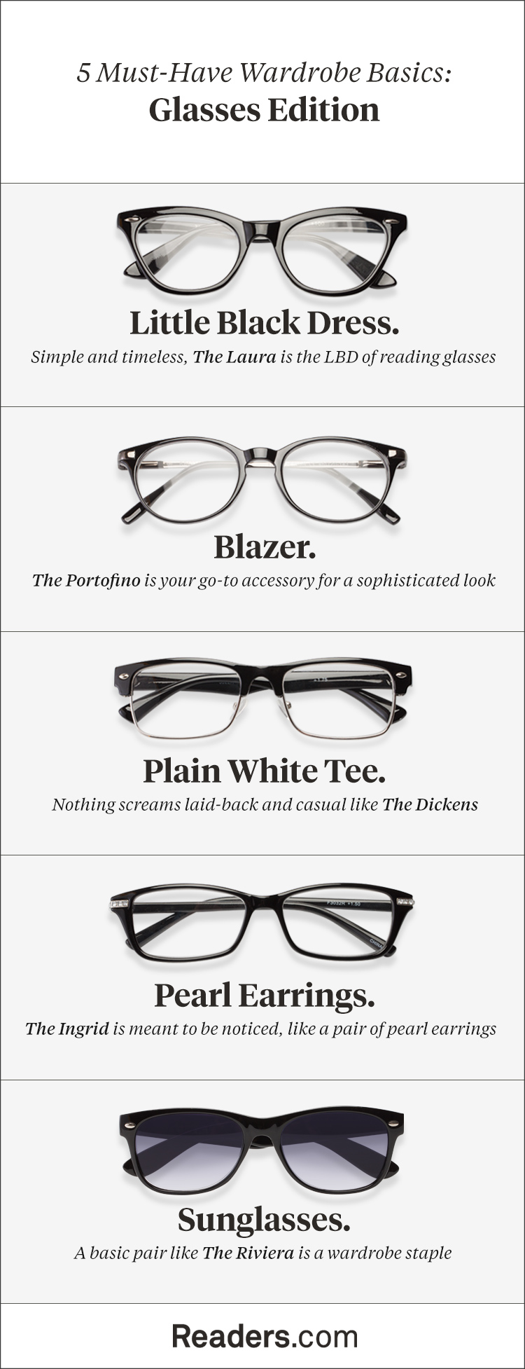 Essential Reading Glasses