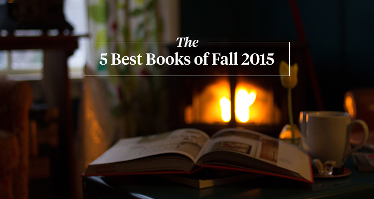 Books for Fall 2015