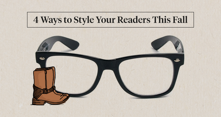 Reading Glasses for Fall