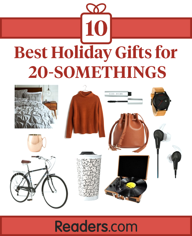 Gift Guide For 20 Year Olds