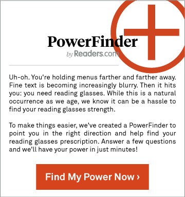 Find Your Reading Glasses Power Readers
