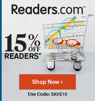 Readers.com 15% OFF Reading Glasses