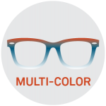 Multi-Color Reading Glasses