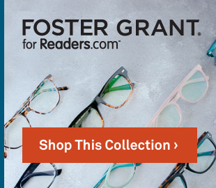 Foster Grant® for Readers.com® Reading Glasses Collection