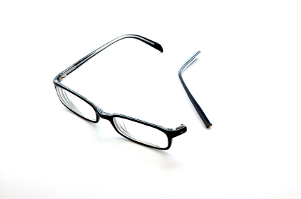 Glasses Frame Repair Diy : BROKEN EYE GLASSES Glass Eyes Online
