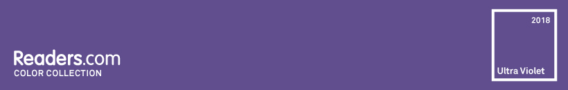 Readers.com Color Collection: Ultra Violet