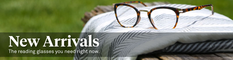 New Arrivals Reading Glasses