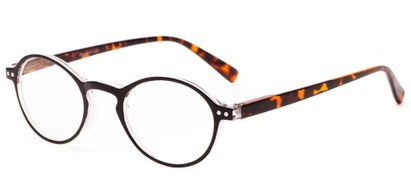 9f60f159a136 Trendy Round Tortoise Readers