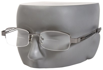 Metallic Frame Reading Glasses
