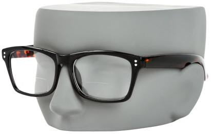 Trendy Wayfarer Reading Glasses