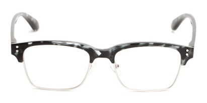 tortoise squared browline readers