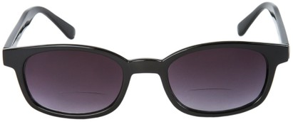 Image #1 of Women's and Men's The Agent Bifocal Reading Sunglasses