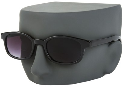 Image #3 of Women's and Men's The Agent Bifocal Reading Sunglasses