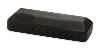 Angle of Reading Glasses Case #906 in Black, Women's and Men's  Hard Cases