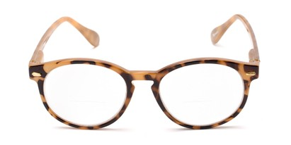 Front of The Actor Bifocal in Light Brown Tortoise