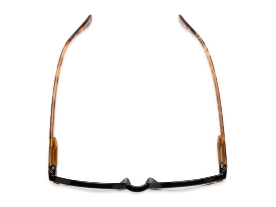 Overhead of The Actor Bifocal in Black and Tortoise