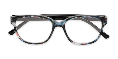 Folded of The Adele in Tortoise/Black