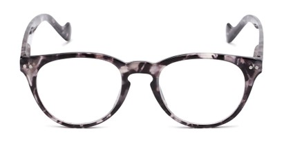 Front of The Agnes in Grey Tortoise