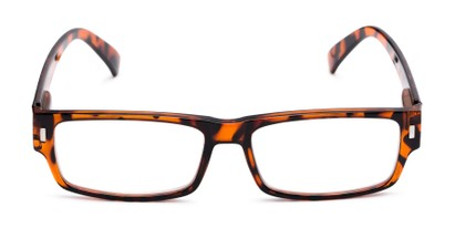 Front of The Althorpe in Brown Tortoise