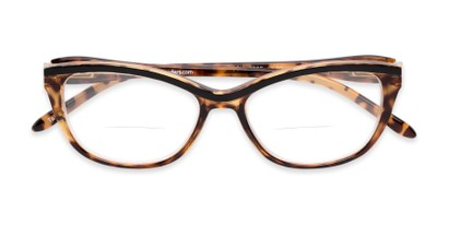 cat-eye reading glasses