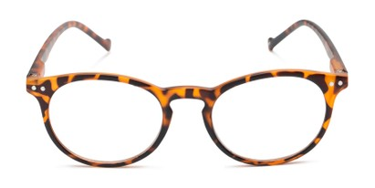 Front of The Arlo in Brown Tortoise