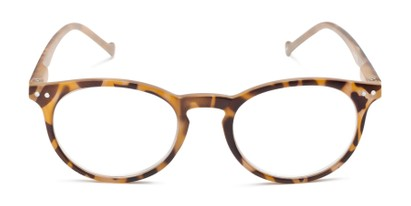 Front of The Arlo in Tan Tortoise