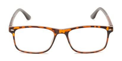 Front of The Arvil in Tortoise/Black