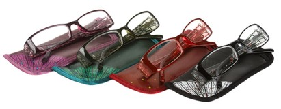 Decorated Reading Glasses