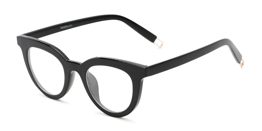 406bd5d29fc5 Women's Retro Chunky Plastic Cat Eye Reader | Readers.com™