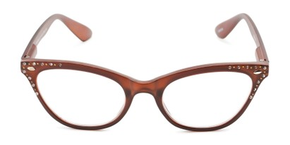 Front of The Bellamy in Brown
