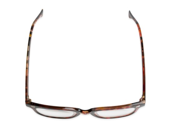 Overhead of The Blanche in Red Tortoise