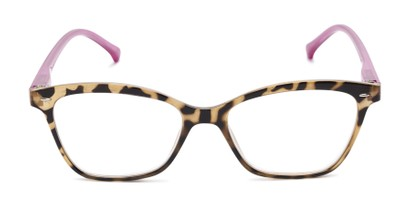 colored leopard readers
