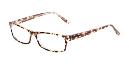 Angle of Bond by felix + iris in Tortoise, Men's Rectangle Reading Glasses