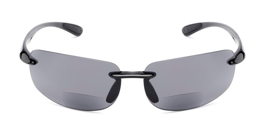 c42ea5ce77e Breaker Rimless Bifocal Reading Sunglasses