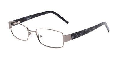 sophisticated stainless steel acetate reader