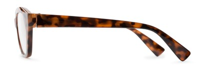 Side of The Brinley in Tortoise